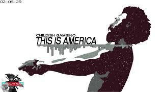Childish Gambino - This is America (Musicality Remix)