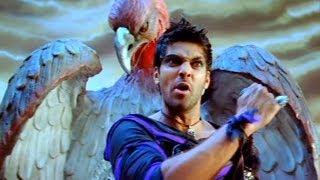 Varudu Scene - Diwakar Do Extraordinary Acting At The Drama Show - Arya, Bhanu Sri Mehra - HD