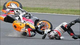 اضحك و انسى همك حوادث دراجات مضحكة Accidents drôles de moto
