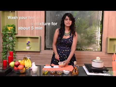 Home Remedies for Cracked Heels - Cure Cracked Feet Fast