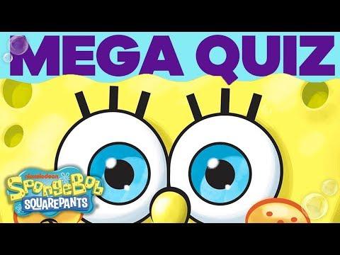 Test Your SpongeBob Knowledge with the Superfan Megaquiz 🤔 KnowYourNick