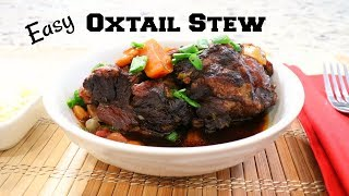 Easy Oxtail Stew | Instant Pot Oxtail Stew