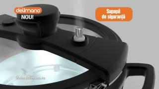 Oala Delimano , o solutie inovatoare si simpla!