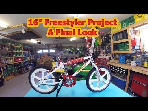 RadBoyz: Old School BMX Restoration 1980 16