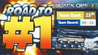 BLACK OPS 3 $8s with YOUTUBERS! (BEST OF 5) - Map Count 2-1