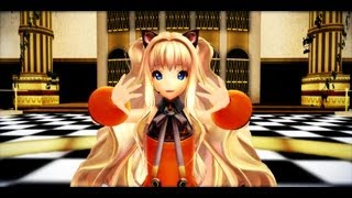 【MikuMikuDance】Risky Game + Downloads! 【SeeU】