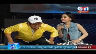 Khmer Comedy, Perkmi Comedy, peak mi, 30 July 2016, Peakmi CTN 2016   YouTube