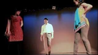 Fashion Show in Pohela Boishakh Program by BDSA & BSSM