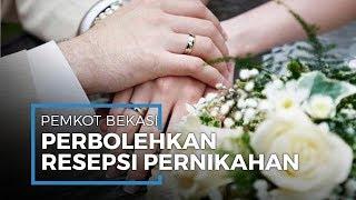 Wali Kota Bekasi Rahmat Effendi Perbolehkan Warganya Gelar Resepsi Pernikahan, Begini Syaratnya