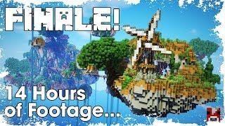Minecraft Timelapse - Azura Isles! - FINAL MONTAGE - (WORLD DOWNLOAD)