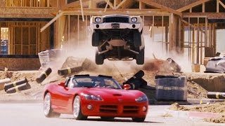 FAST and FURIOUS: TOKYO DRIFT - First Race (Monte Carlo vs Viper) #1080HD