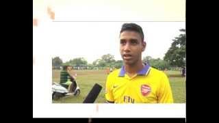 Local Football in Goa
