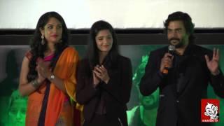 Actor Surya,Director Bala in Irudhi Suttru Audio launch