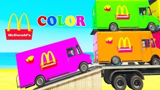 Learn COLORS MCDONALD