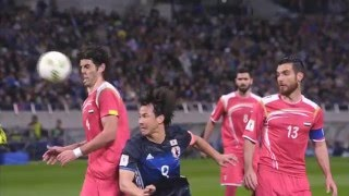 Japan vs Syria: 2018 FIFA WC Russia & AFC Asian Cup UAE 2019 (Qly RD 2)