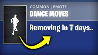 Say Goodbye To DEFAULT DANCE In Fortnite