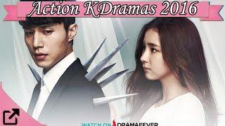 Top 25 Action Korean Dramas 2016 (All The Time)