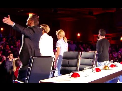 The Most UNEXPECTED Auditions EVER
