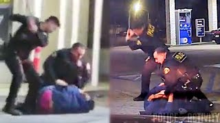 Pasadena Police Video Of Scuffle That Left Man With Broken Leg