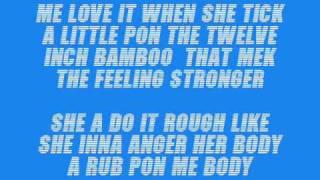 POPCAAN - NAUGHTY GIRL LYRICS (follow @DancehallLyrics )