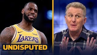 Michael Rapaport gives LeBron