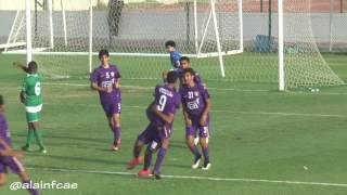 20-04-2017 العين 3 والشباب 1 -دوري الـ15 سنة للأشبال-