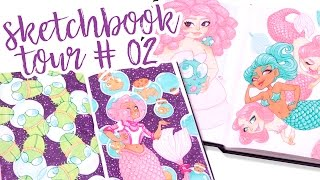 Rendr Sketchbook Tour - (and mini rendr review) July 2016