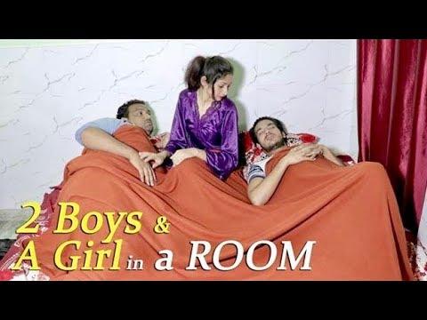 Xxx Mp4 2 Boys Amp A Girl In A ROOM Full Entertainment Firoj Chaudhary FE 3gp Sex