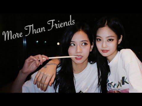 More Than Friends | JENSOO (Jennie & Jisoo)