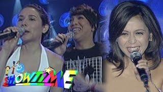 It's Showtime Singing Mo 'To: Rachel Alejandro, ViceRylle sing