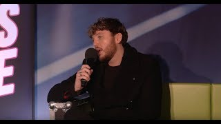 James Arthur Reveals What It Was Like Working With Anne-Marie On 'Rewrite The Stars'
