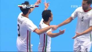 Match 49: Iran v Russia - FIFA Futsal World Cup 2016