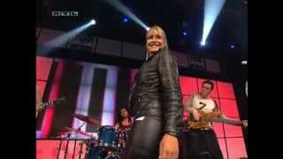 Sarah Connor mit Groovin Affairs Bounce Live @ Top of the Pops