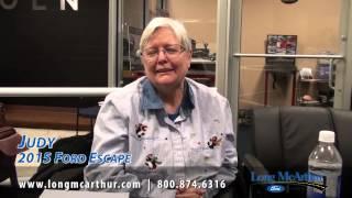 2015 Ford Escape Customer Review | Ford Dealership serving Salina, KS