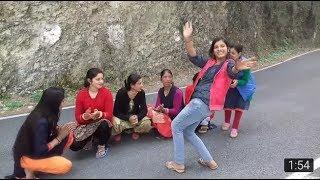 k chandigarh jawan lagi   badli badli laage    chad gya rang kasuta  latest haryanvi song 2018