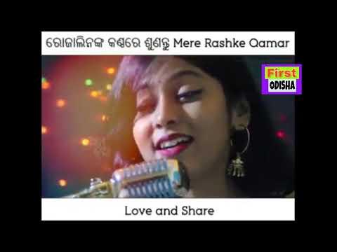 Xxx Mp4 Mere Rashke Qamar By Odia Singer Rojalin 3gp Sex