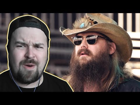 METALHEAD REACTS TO COUNTRYBLUES MUSIC - Chris Stapleton - Sometimes I Cry (4000 SUBS SPECIAL #4)