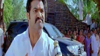 Jr NTR Punch Dialogues - Dammu - Trisha, Karthika