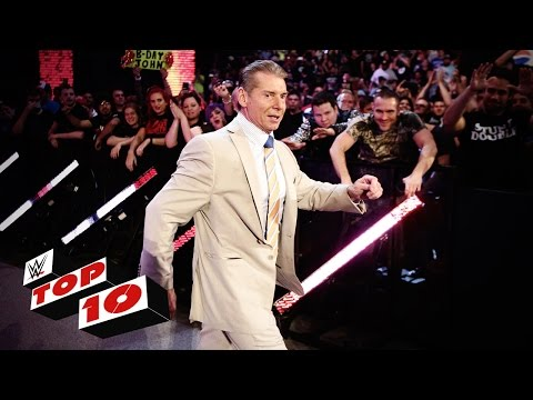 Top 10 Raw moments: WWE Top 10, July 11, 2016