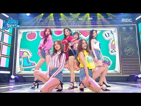 Xxx Mp4 Special Stage G I DLE U Go Girl 여자 아이들 U Go Girl Show Music Core 20180811 3gp Sex