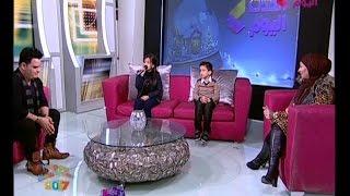سهرة رأس السنة 2017 المطرب حسام الشرقاوى والأطفال مى واحمد على قناة الحدث اليوم