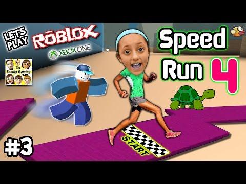 Xxx Mp4 Let S Play ROBLOX 3 SPEED RUN 4 REQUEST W Lexi FGTEEV Xbox One Gameplay Slow Turtle Skit 3gp Sex