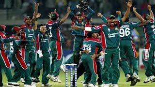 Historic win of Bangladesh vs Australia at Cardiff 2005