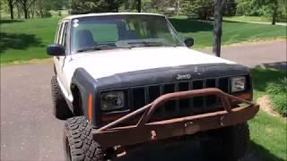1999 Jeep Cherokee Walk Around - Sold
