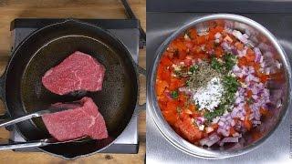 Steak Dinner For Two