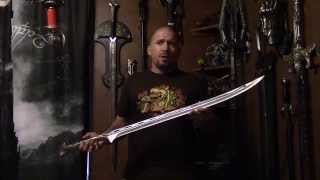 United Cutlery Thranduil Sword Review