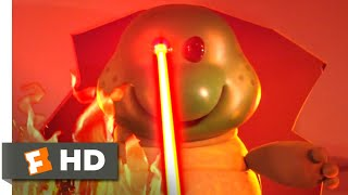 Captain Underpants: The First Epic Movie (2017) - Our World is Destroyed Scene (4/10) | Movieclips