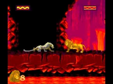 Disney's The Lion King - Level 8