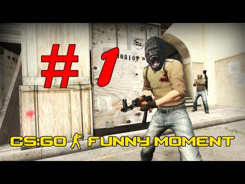 CS:GO - Funny Moments [Indonesia]