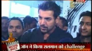 Live India - John  Abraham & Salman Khan - Kickboxing